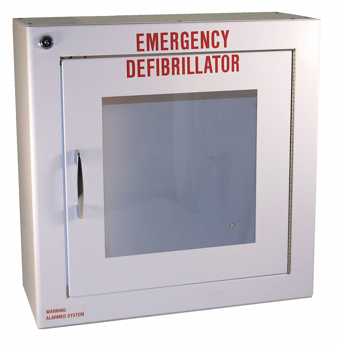 Defibrillator (AED) Package,  Gray,  14 in x 14 in x 6-1/4 in