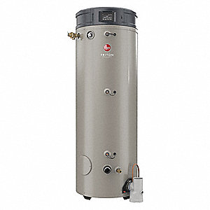 Rheem Commercial Gas Water Heater 100 0 Gal Tank