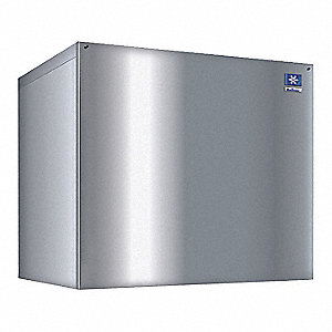 "Modular Correctional Facility Ice Maker, Ice Production per Day: 430 lb., 30"" W X 21-1/2"" H  X24"" D"
