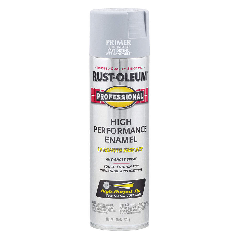 RUST-OLEUM Professional Rust Preventative Spray Paint in