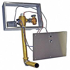 American Standard 1 6 Back Spud Toilet Automatic Flush