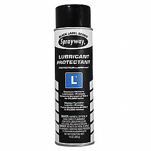 Lubricant Protectant,Aerosol Can,20 oz.