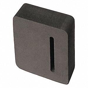 Door Hold Open BlockFoam Rubber  sc 1 st  Grainger & NATIONAL GUARD Door Hold Open BlockFoam Rubber - 45AE38|SDG-HO ...