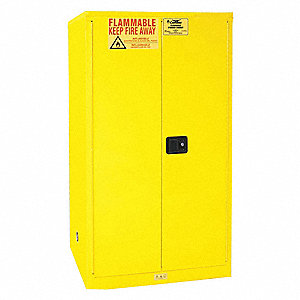 Flammable Liquid Safety Cabinet,60 Gal.
