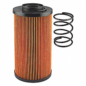 Fuel Filter,10-3/16in. L x 5-1/8in. dia.