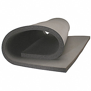 "Duct Liner,  48"" Width,  25 ft. Length,  0.55 Noise Reduction Coefficient (NRC)"