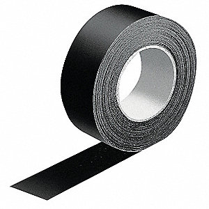 "75 ft. x 4"" Polymeric Pipe Insulation Tape, -297° to 220°F, Black"