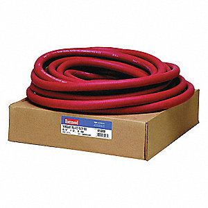 "50 ft. Heater Hose with 5/8"" Inside Dia., Red"