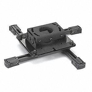 Ceiling Projector Mount,1-13/16 H in.