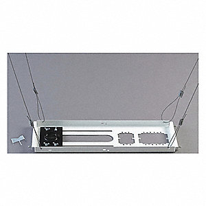 Ceiling Suspended Ceiling Kit For Use With LCD and DLP