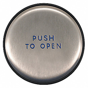 Round Switch,Push to Open