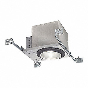 "4"" LED Recessed Down Light for Airtight New Construction, IC Rated, 12.0 Max Wattage, 3500K Color"