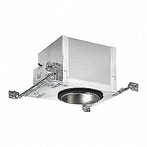 "5"" LED Recessed Down Light for Airtight New Construction, IC Rated, 17.0 Max Wattage, 2700K Color"