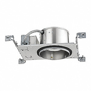 LED Dim to Warm Downlight, 6in, 900lm