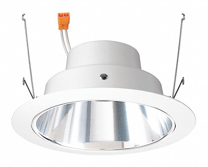 6 in Dimmable LED Retrofit Kit; Lumens: 600, Voltage: 120, Watts: 11 W