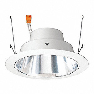 LED Retrofit Kit,6in,600 lm,4100K,120V