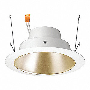 "6"" Dimmable LED Retrofit Kit; Lumens: 600, Voltage: 120, Watts: 11"