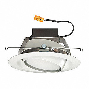 LED Dim to Warm Retrofit Kit,6in,600lm