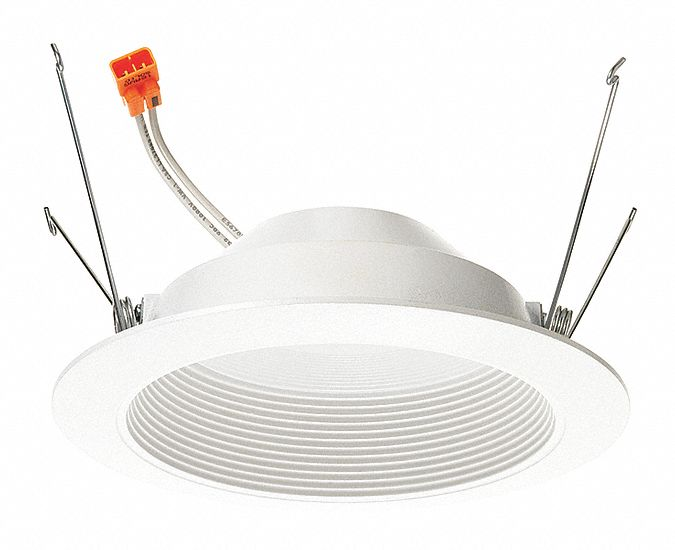 5 in Dimmable LED Retrofit Kit; Lumens: 718, Voltage: 120, Watts: 7.7 W