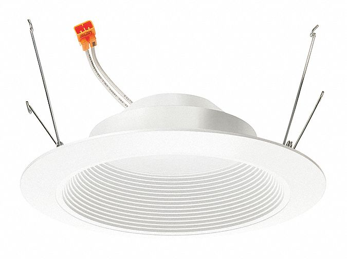 6 in Dimmable LED Retrofit Kit; Lumens: 695, Voltage: 120, Watts: 7.6 W