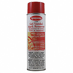20 oz. Graffiti Remover, 1 EA