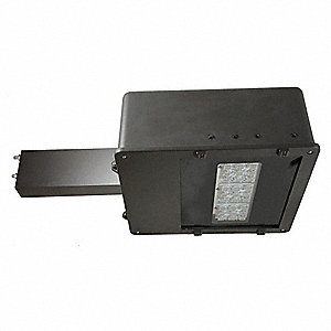 4141 Lumens LED Floodlight, Dark Bronze, LED Replacement For 300W QH