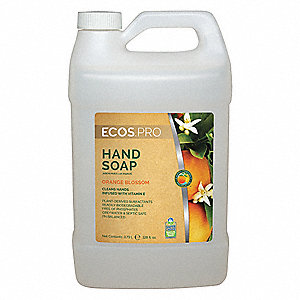 Orange Blossom Liquid Hand Soap, 1 gal. Cartridge, Universal, 1 EA