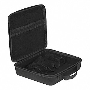 Case,Portable,10 in. H x 3 in. W