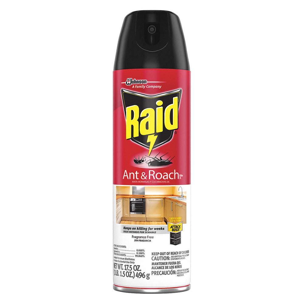 Raid Ant And Roach Aerosol 17