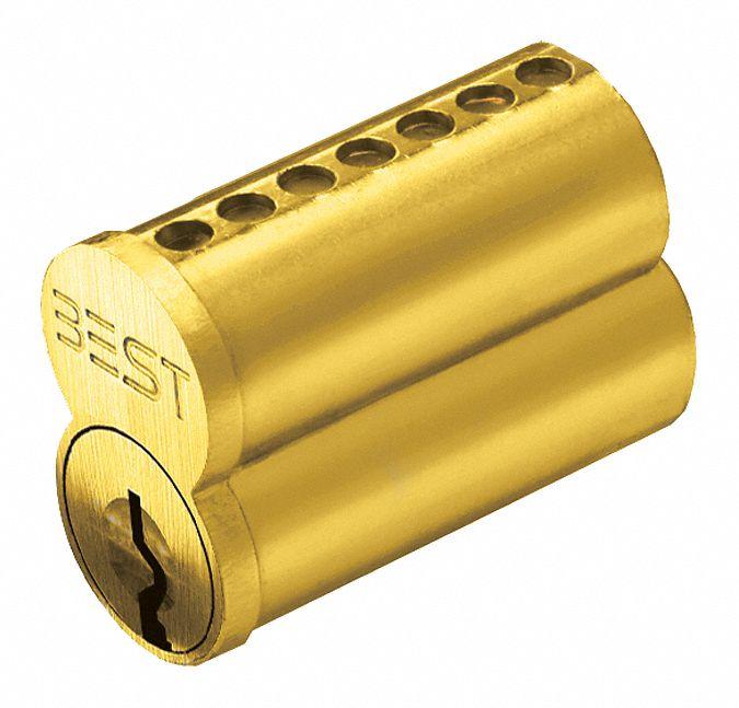 MASTER LOCK CK626DUN SFIC Cylinders,K,6 Pins