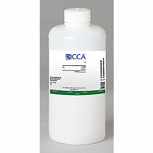 pH 10.00 ± 0.01 at 25°C Reference Buffer, 500mL Plastic Bottle