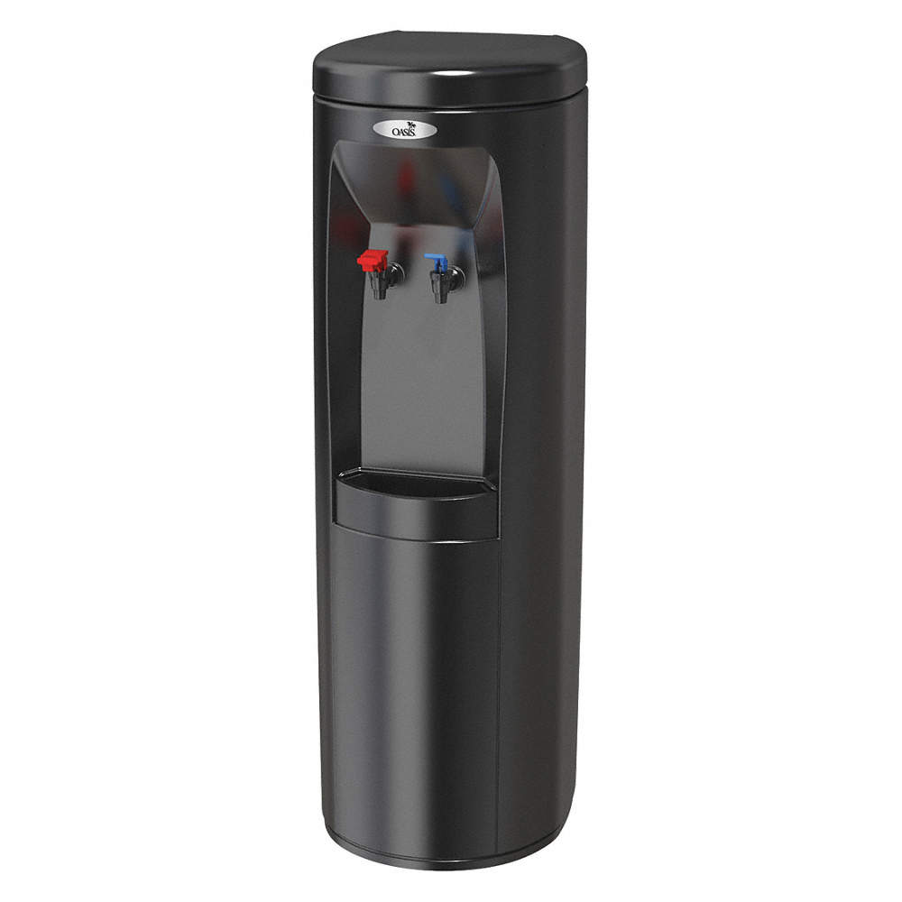 OASIS Free-Standing Inline Water Dispenser for Cold, Hot Water ...