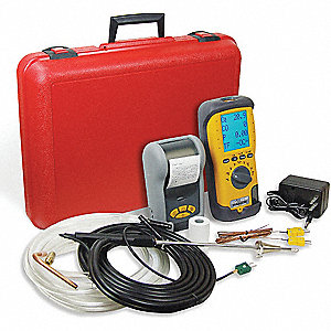 Industrial Combustion Analyzer Kit