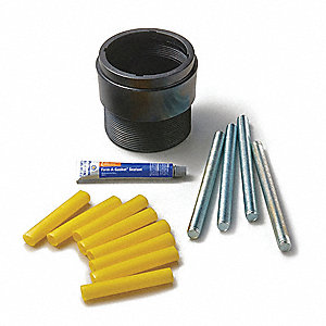 Nipple Kit,3-1/4 in.