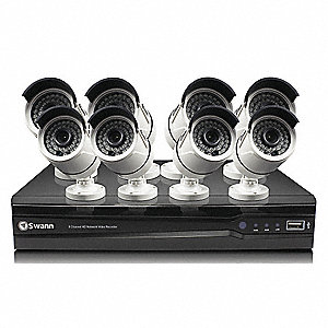 Professional HD Security System 8x3 MP