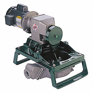 Electric Diaphragm Pump, Voltage: 110V, Aluminum