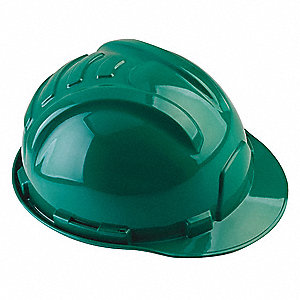 Hard Hat,6 pt. Ratchet,Grn