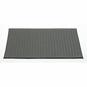 Antifatigue Mat, PVC, 3 ft. x 2 ft., 1 EA