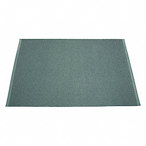 Walk-Off Mat,Gray,3ft. x 5ft.