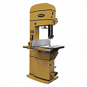 5 HP Vertical Band Saw, Voltage: 230/460, Max. Blade Length: 160""