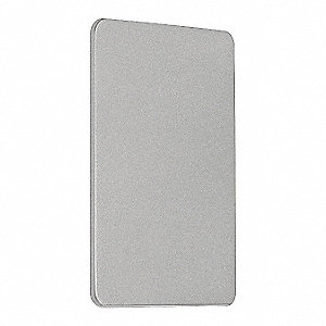 Exit Only Cover Plate,Satin SS