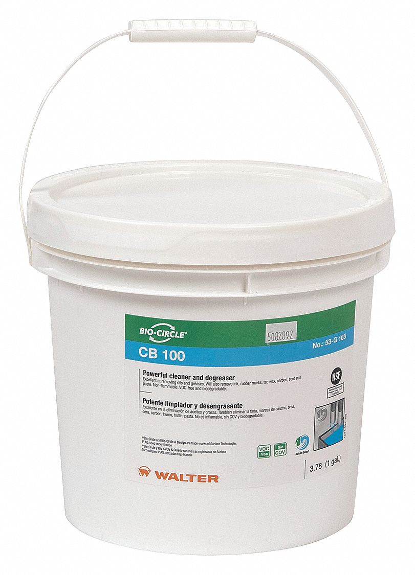 Cleaner/Degreaser,  Size 3.78 L