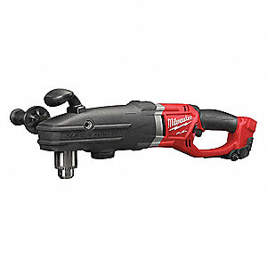 RIGHT ANGLE DRILL,12.5 LBS.,22 IN.L