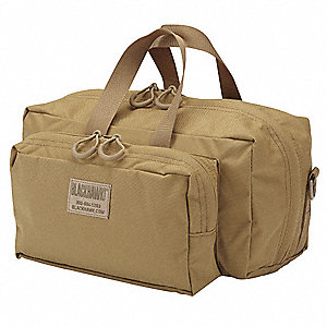 Gear Bag,3 Pockets,Coyote Tan