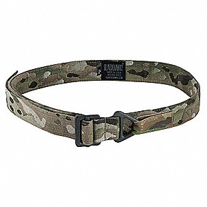 "Instructors Belt, Webbing, Multicam, Size: 41"" to 51"""