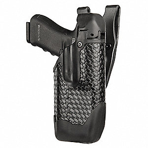 Light Bearing Duty Holster,LH,Glock