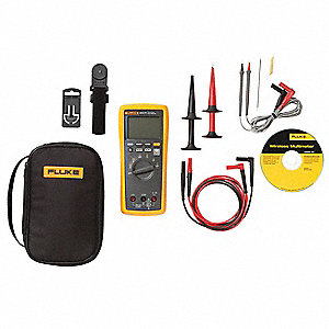FLUKE (R) Fluke-3000FC/EDA2 Full Size - General Features Digital Multimeter Kit, Instrument Counts: