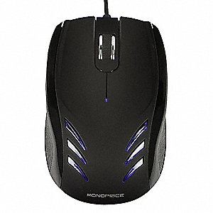 Mouse,Corded,3 Button