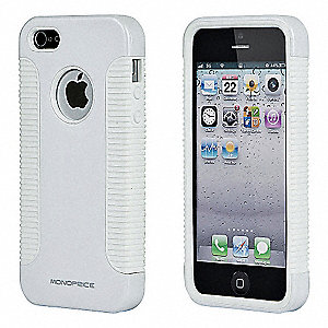 Cell Phone Case, Sure Grip,White
