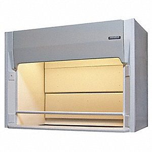 LE Ducted Fume Hood,96W x 30D x 48H
